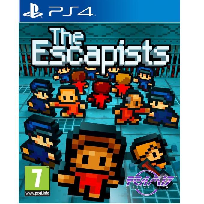 Игра за конзола The Escapists, за PS4 image