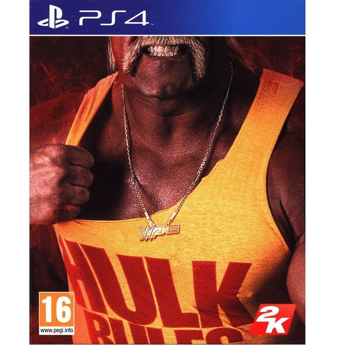 Игра за конзола WWE 2K15 Hulkamania Edition, за PlayStation 4 image
