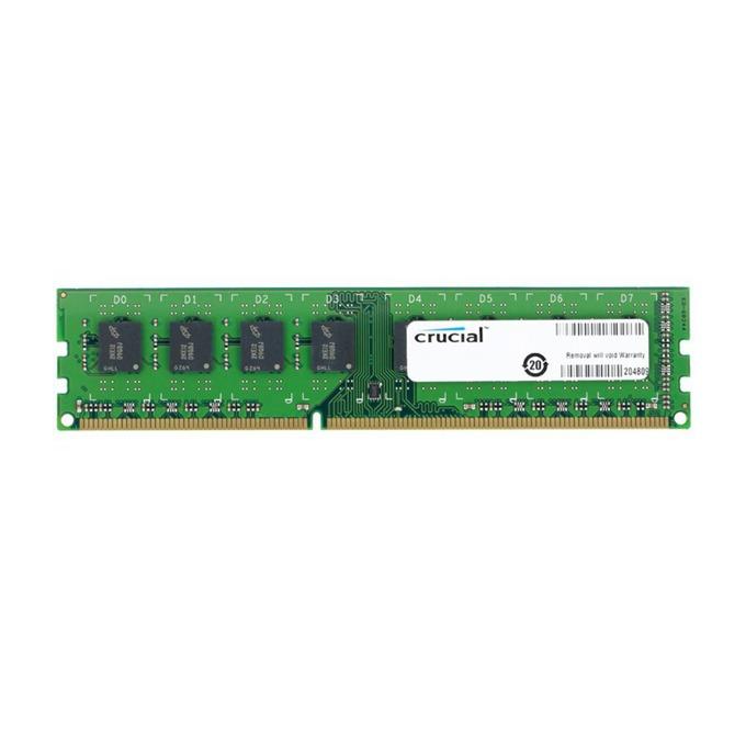 Памет 8GB DDR3L 1600MHz, Crucial CT102464BD160B, 1.35V image