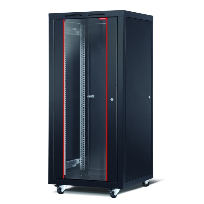 "Комуникационен шкаф Formrack CSM-32U60100, 19"", 32U, 600 x 1000mm, черен image"