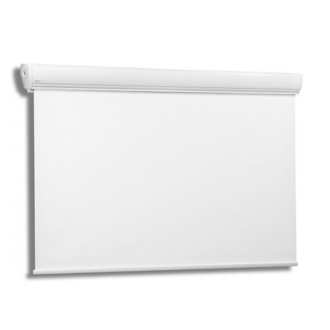 "Екран Avers AKUSTRATUS 2 24-18 MG, стенен/таванен монтаж, Matt Grey, 240 x 180 см, 113"" (287.02 cm), 4:3 image"