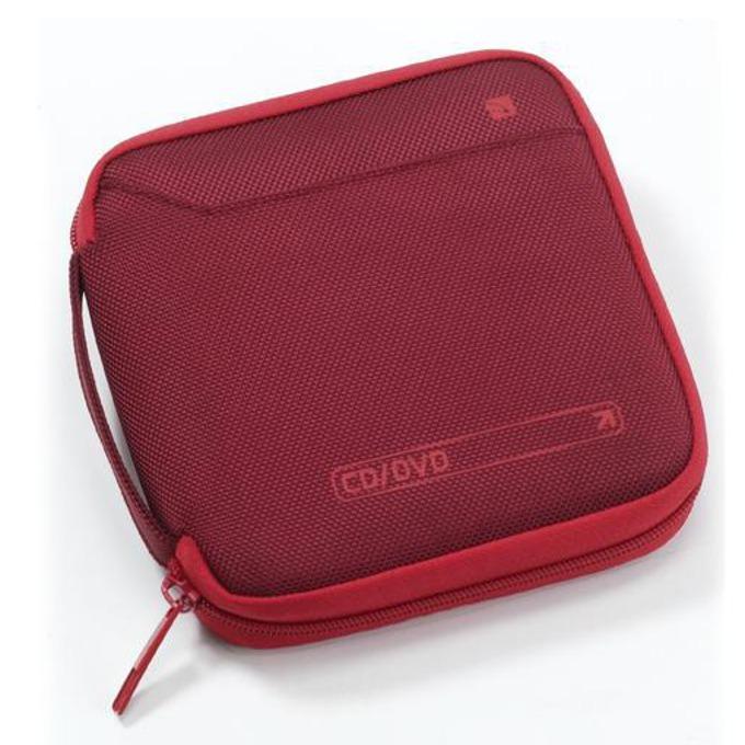 Класьор Tucano PCDPA32-R, за 32 диска, червен  image