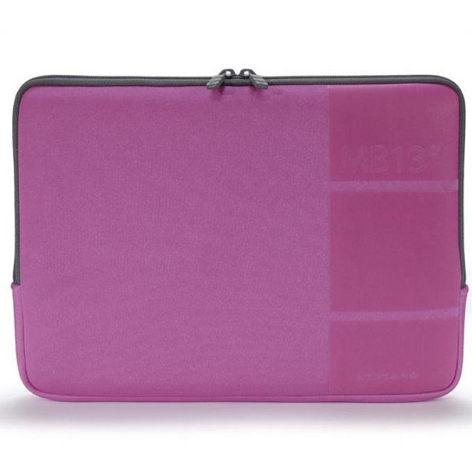 """Калъф за MacBook TUCANO BFQ-MB13-F Folder Quadro , 13""""(33.02cm), розов image"""