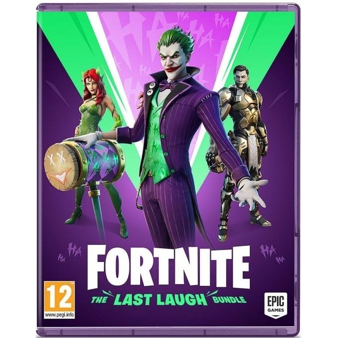 Fortnite: The Last Laugh Bundle PS4 product