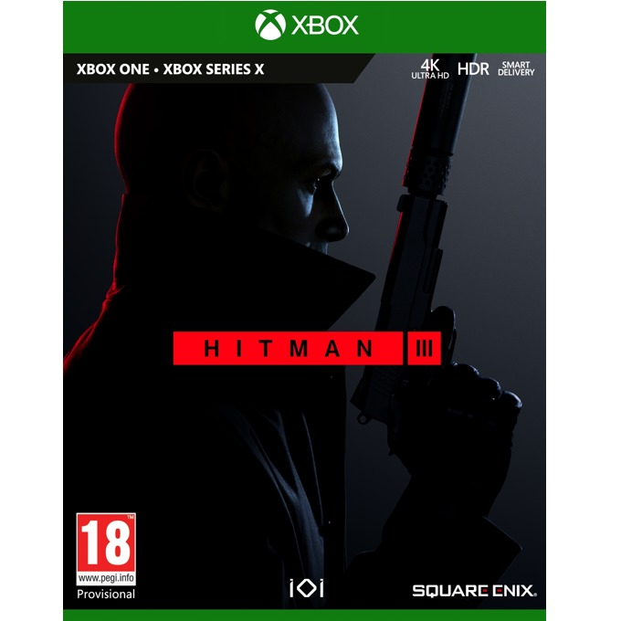 Hitman III Xbox One product