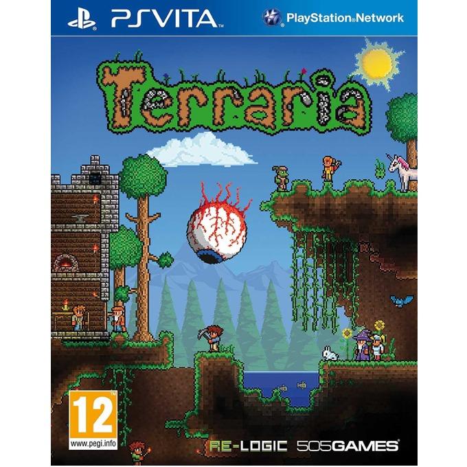 Игра за конзола Terraria, за PSVita image