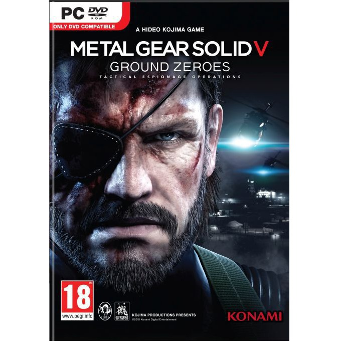 Игра Metal Gear Solid V: Ground Zeroes, за PC image
