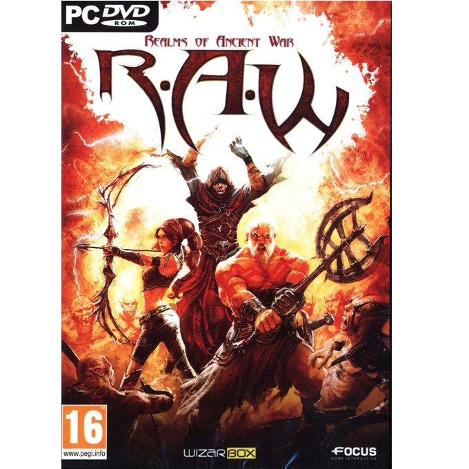 Игра R.A.W: Realms of Ancient War, за PC image