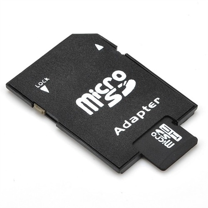 Micro SD + Adapter 32 GB - 62024