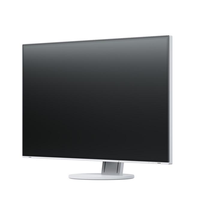 "Монитор EIZO EV3285-WT, 31"" (78.74 cm) IPS панел, 4K/UHD, 5 ms, 350 cd/m2, DisplayPort, HDMI, 1x USB-Type C, 2x USB 3.0, 2x 3.5 mm audio jack image"