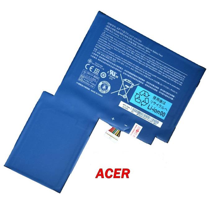 Батерия (оригинална) Acer Iconia W500, съвместима с Iconia W500P Tablet, Li-Polymer, 11.1V, 3260mAh image