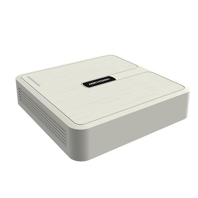 IP видеорекордер HikVision HWN-2108H, 8 канала, H.265+/H.265, 1x SATA, 2x USB 2.0, 1x RJ-45, 1x HDMI, 1x VGA image