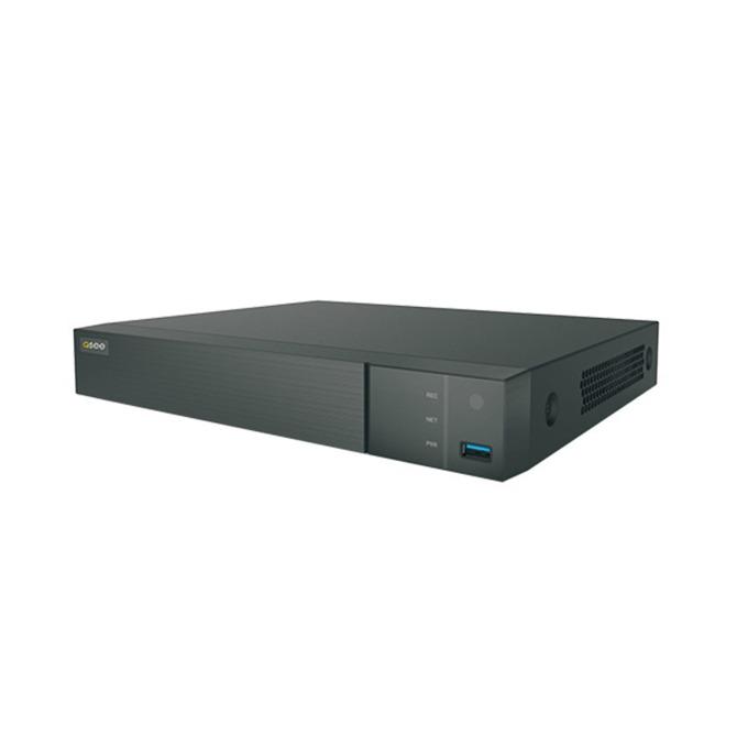 IP видеорекордер Q-See QT8716N, 16 канала, H.265 / H.264, 2x SATA, 2x USB, VGA, HDMI, RJ-45, RS485 image