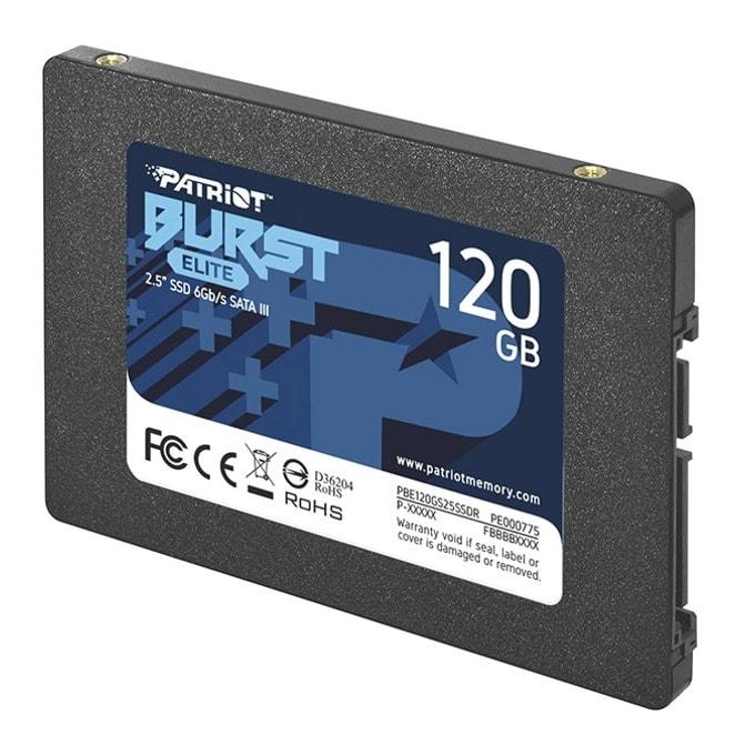 Patriot PBE120GS25SSDR 120GB
