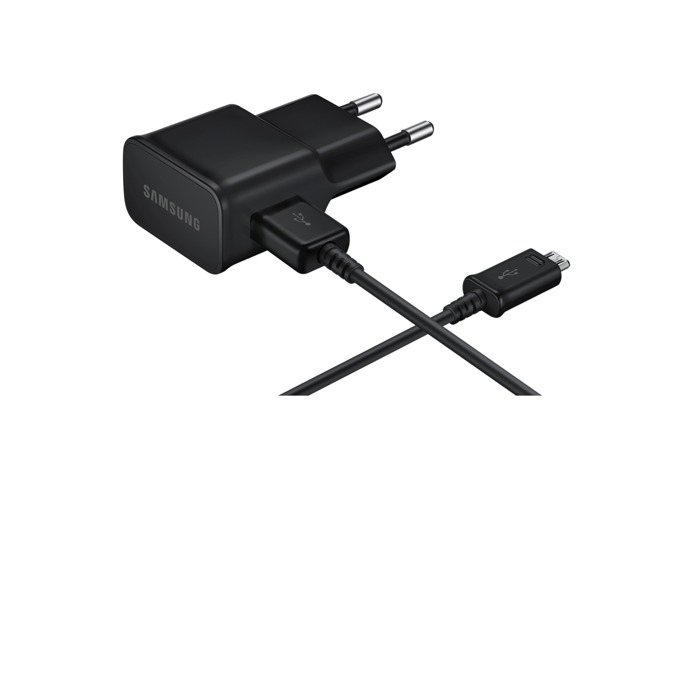 Samsung Travel Adapter Black EP-TA12EBEUGWW