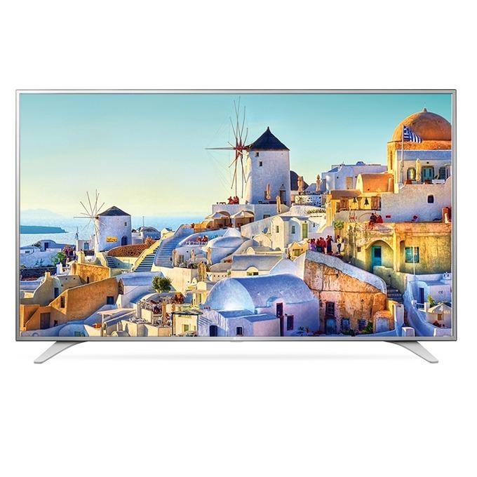 "Телевизор LG 55UH6507, 55""(139.7 cm), 4K UltraHD Smart TV, DVB-T2/C/S2, Wi-Fi, LAN, 3x HDMI, 2x USB image"