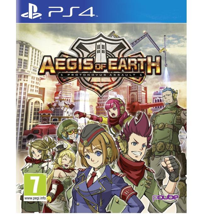 Игра за конзола Aegis of Earth: Protonovus Assault, за PS4 image