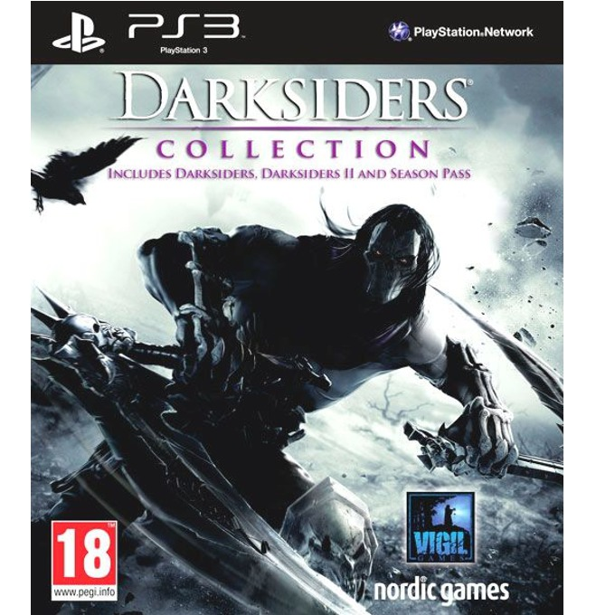 Darksiders Collection, за PS3 image