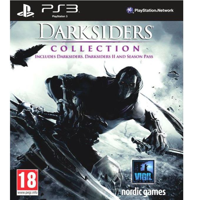 Игра за конзола Darksiders Collection, за PS3 image