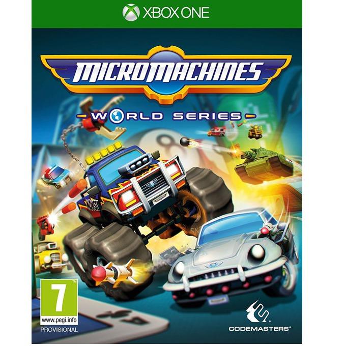 Игра за конзола Micro Machines: World Series, за Xbox One image