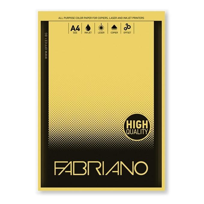 Fabriano A4, 160 g/m2, кедър, 50 листа product