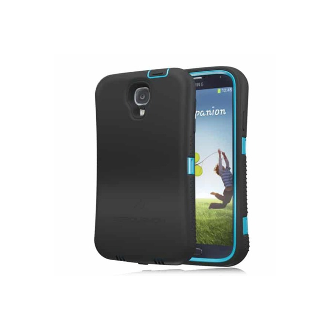 Протектор Zerolemon за Samsung Galaxy S4, черен image
