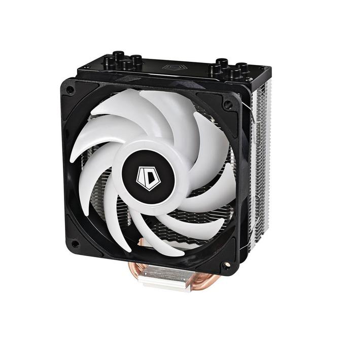 Охлаждане за процесор ID-Cooling SE-224 RGB, съвместимост със Intel Socket 2066/2011/1366/1156/1155/1151/1150 & AMD AM4/FM2+/FM2/FM1/AM3+/AM3/AM2+/AM2 image