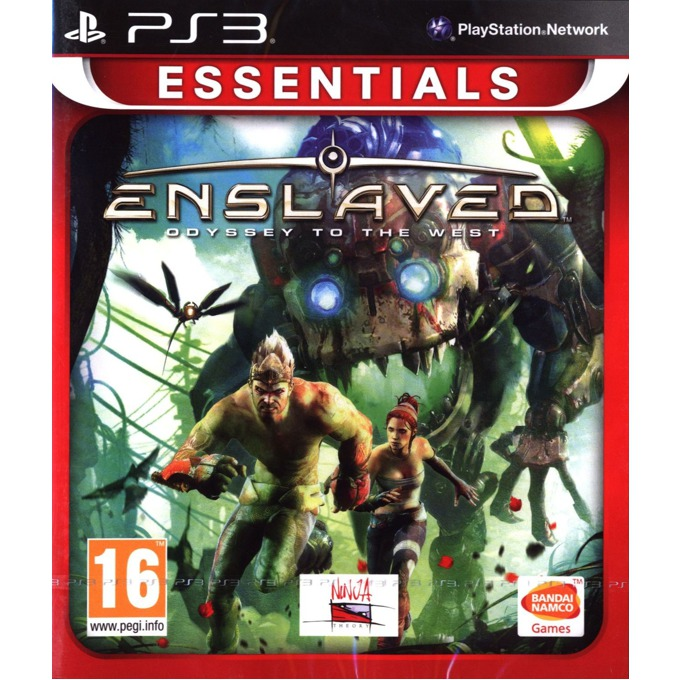 Игра за конзола Enslaved: Odyssey to the West - Essentials, за PS3 image