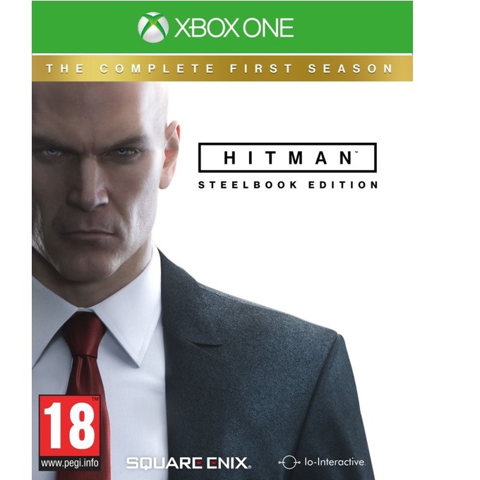 Hitman Complete First Season - Steelbook Edition product
