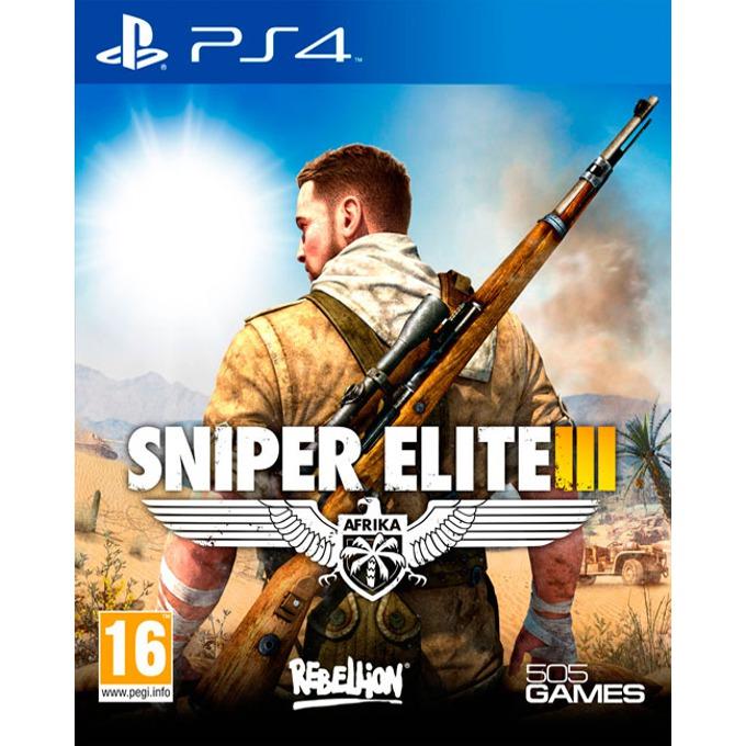 Игра за конзола Sniper Elite III, за PlayStation 4 image