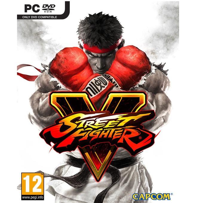Street Fighter V, за PC image