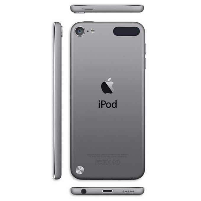 "Apple iPod touch, 4.0"" display, 64Gb, сив image"