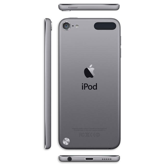 "Apple iPod touch, 4.0"" display, 64Gb, сив image"