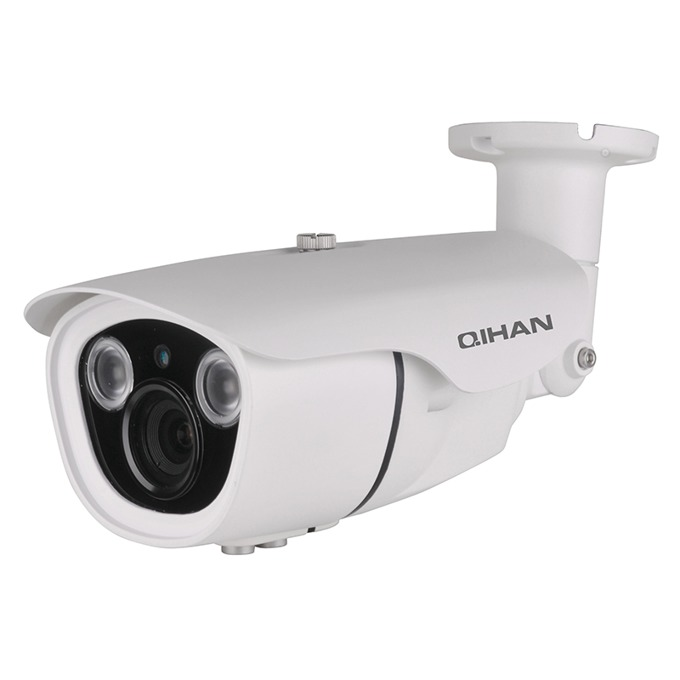 "Qihan QH-W389SC-N, камера водоустойчива 1/3"" HDIS Color, 720 TVL, 2.8-12мм, ИЧ-40m image"