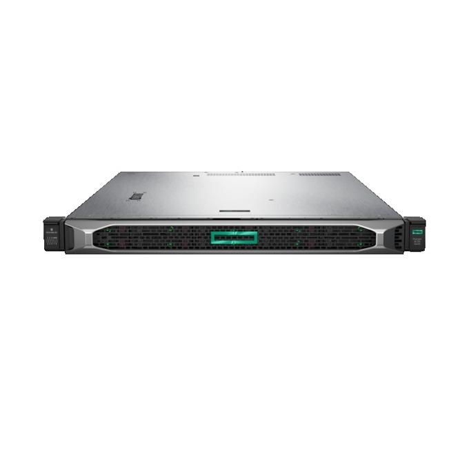 Сървър HPE ProLiant DL325 G10 (ENTDL325-002), шестнадесет ядрен AMD EPYC™ 7351P 2.4GHz, 16GB DDR4 RDIMM, 300GB SAS HDD, 4x 1GbE, 4x USB 3.0, 500W захранване image