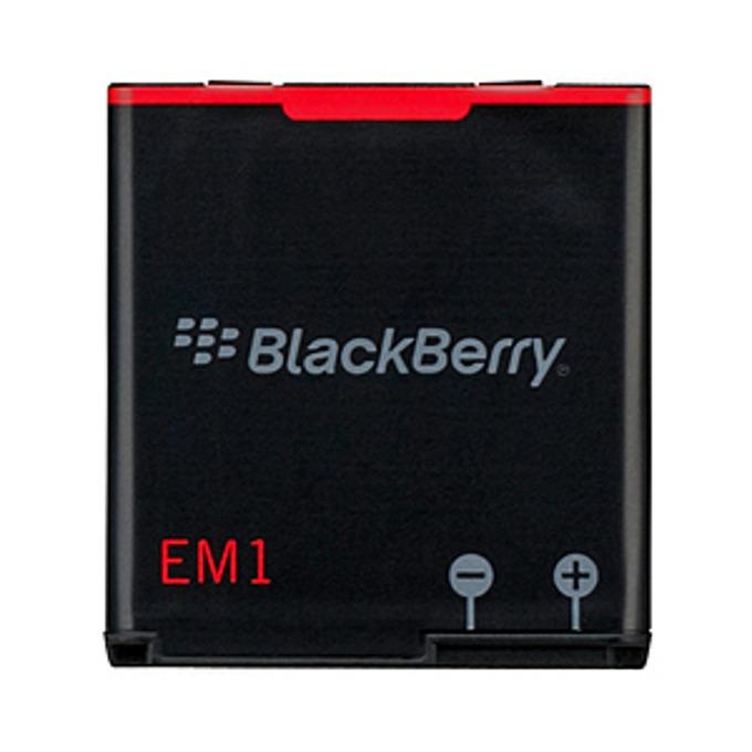 Батерия (оригинална) BlackBerry E-M1 за BlackBerry Curve 9370/9360/9350, 1000mAh/3.7V, Bulk image