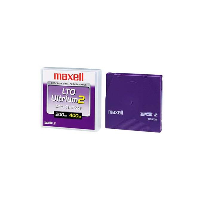 Maxell LTO2 Ultrium 200/400 Gb ML-DL-LTO2