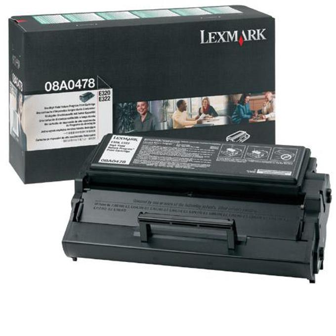 КАСЕТА ЗА LEXMARK E320/E322 product