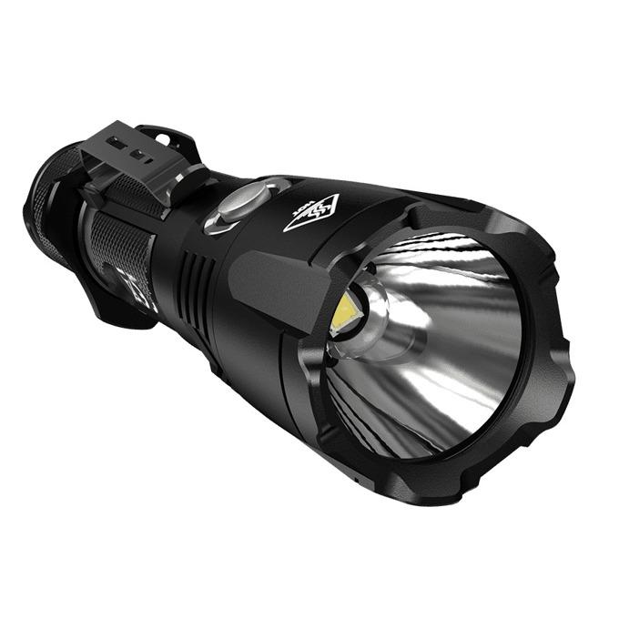 Фенер Nitecore MH25GTS, 1x 18650/2x CR123 батерии, 1800 lumens, ръчен, черен image