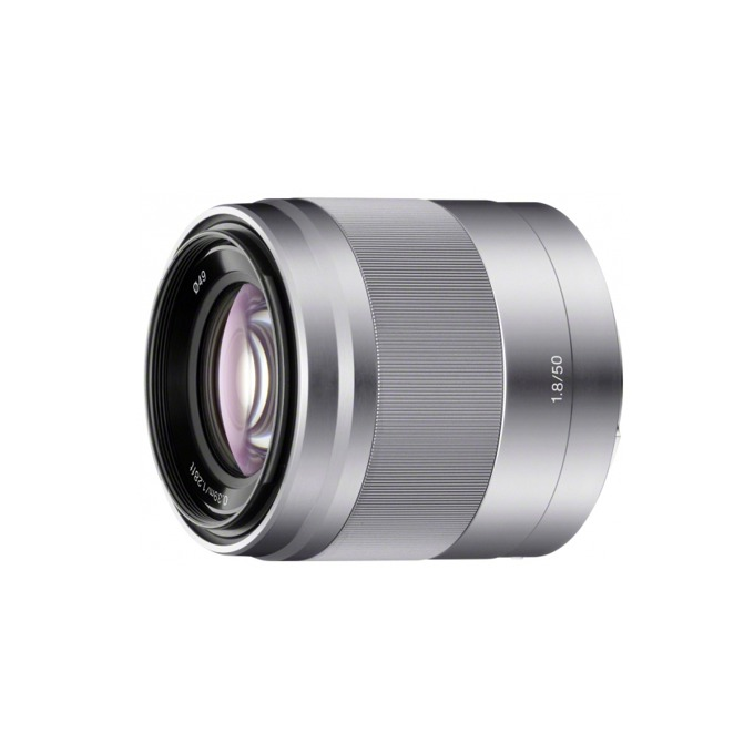 Sony SEL-50F18, 50mm F1,8 lens