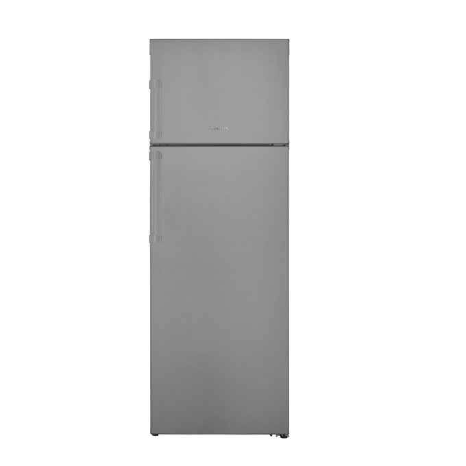 Хладилник с фризер Finlux FXRA 34331 IX, клас А+, 305 л. общ обем, свободностоящ, 249 kWh/годишно, сив image