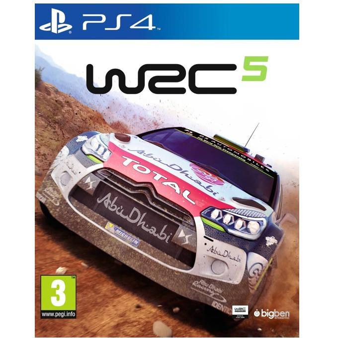 Игра за конзола WRC 5, за PS4 image