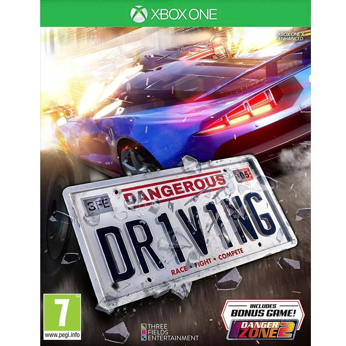 Dangerous Driving, за Xbox One image