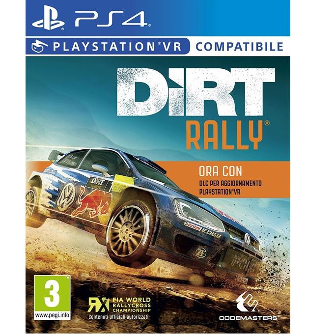 Игра за конзола DiRT Rally, за PS4 image