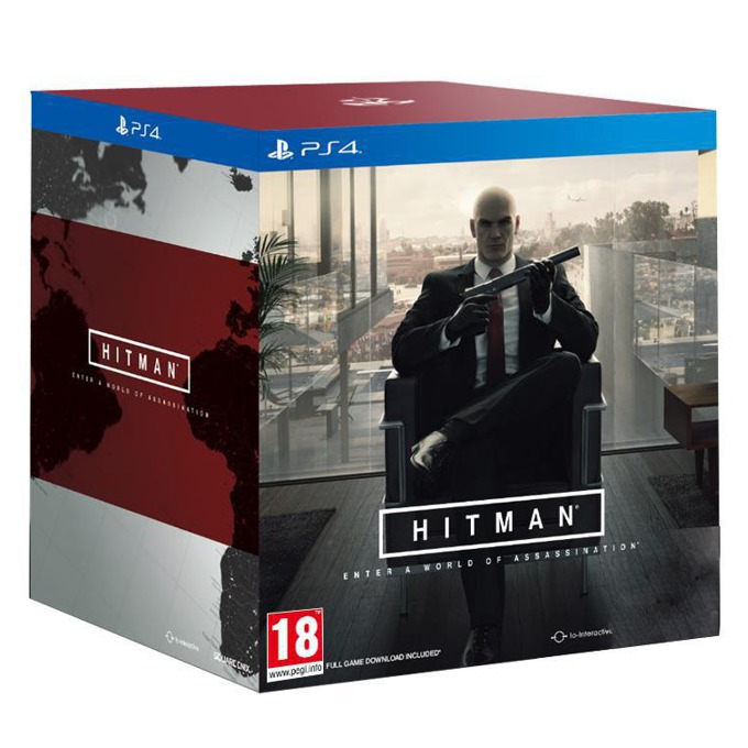 Hitman Collectors Edition product