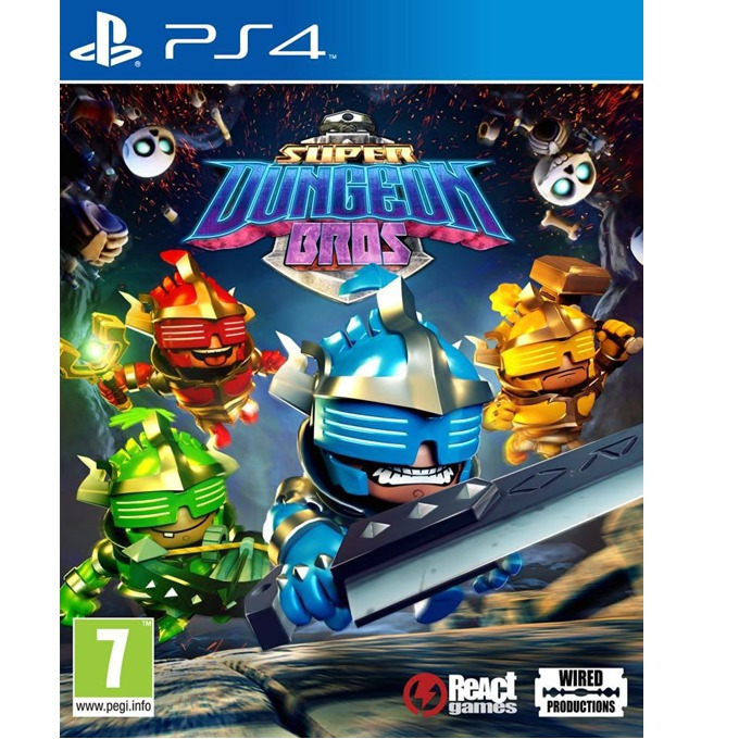 Super Dungeon Bros., за PS4 image