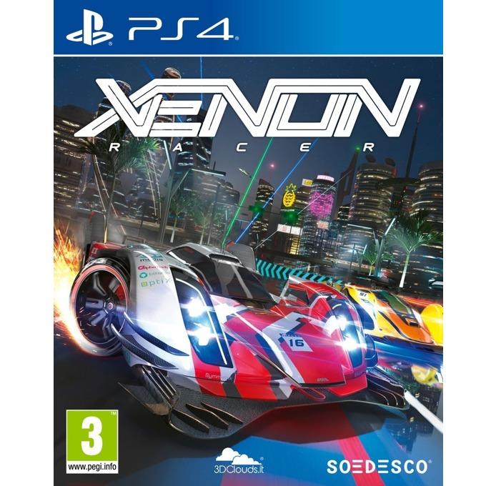 Игра за конзола Xenon Racer, за PS4 image