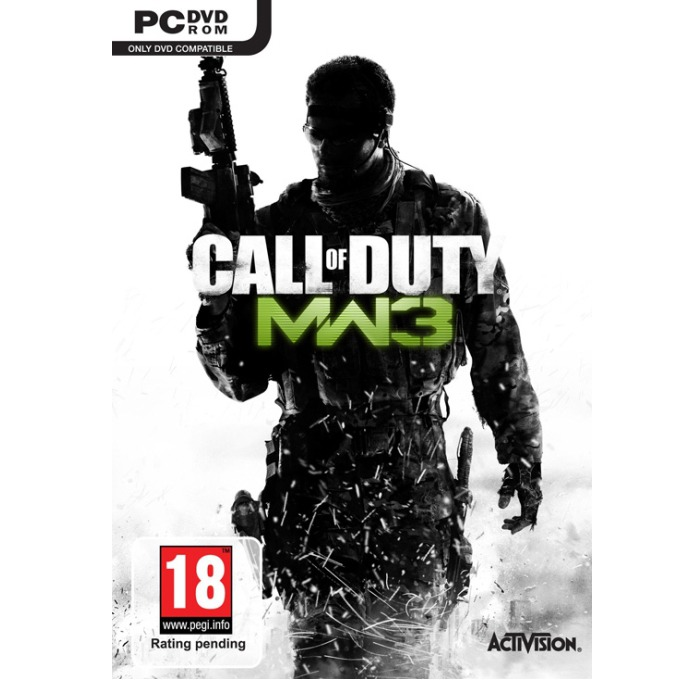 Игра Call of Duty: Modern Warfare 3, за PC image