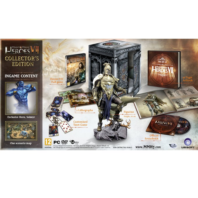 Игра Might and Magic Heroes VII - Collectors Edition, за PC image