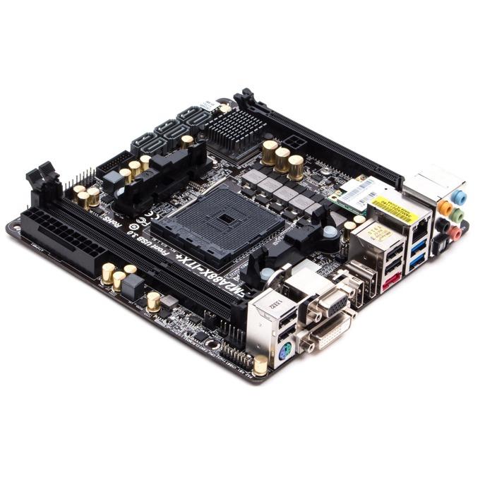 ASRock FM2A88X-ITX+ AMD Bolton SATA AHCI Drivers for Windows 10
